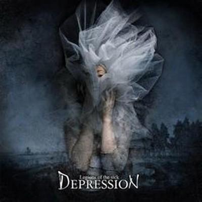 Depression - Legions of the Sick (CD)