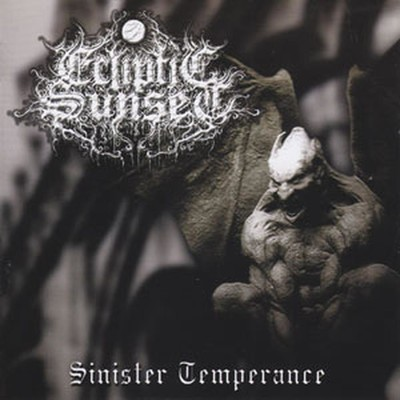 Ecliptic Sunset - Sinister Temperance (CD)
