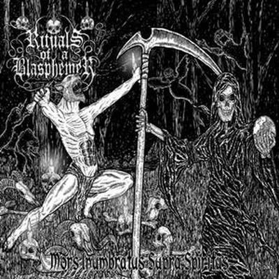 Rituals Of A Blasphemer - Mors Inumbratus Supra Spiritus (CD)
