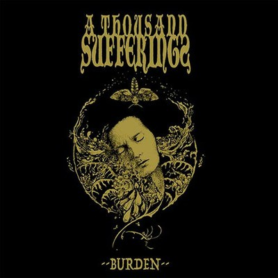 A Thousand Sufferings - Burden (CD)