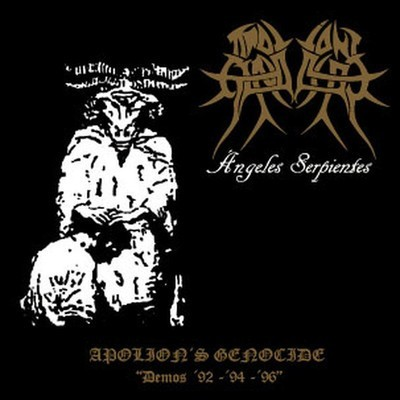 Apolion's Genocide - Angeles Serpientes - Demos '92-'94-'96 (CD)