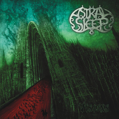 Astral Sleep - Visions (CD)