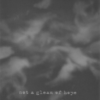 Comatose Vigil - Not A Gleam Of Hope (CD)