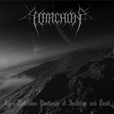 Darchon - From Unknown Vastlands Of Isolation And Death (CD)