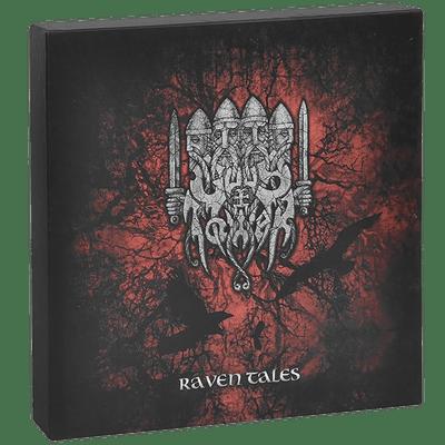 Gods Tower - Raven Tales (8x12''LP) Box Set