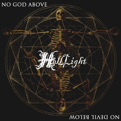 HellLight - No God Above, No Devil Below (CD)