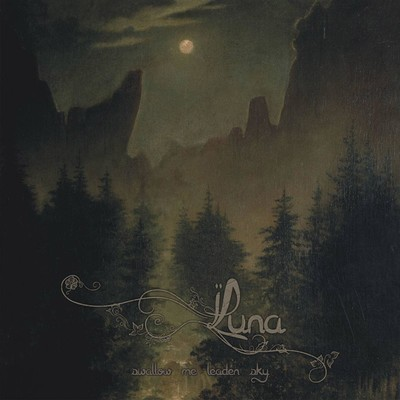 Luna - Swallow Me Leaden Sky (CD)