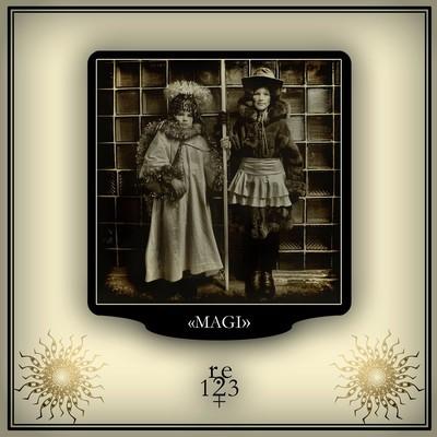 Re123+ - Magi (CD)
