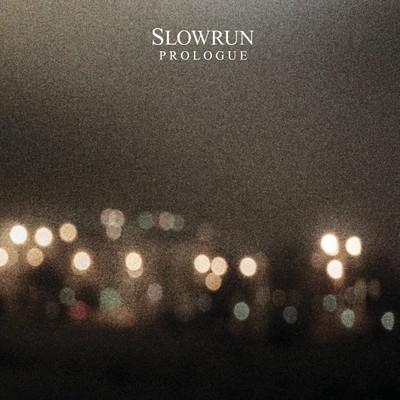 Slowrun - Prologue (CD)
