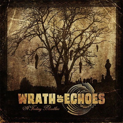 Wrath Of Echoes - A Fading Bloodline (CD)