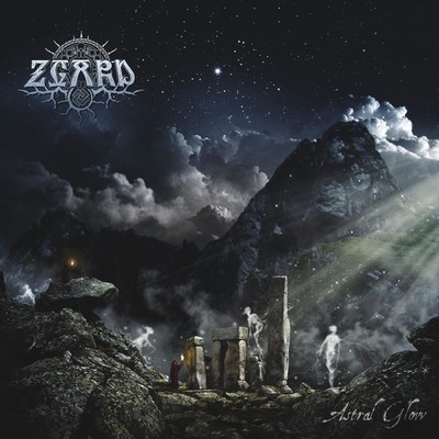 Zgard - Astral Glow (CD)