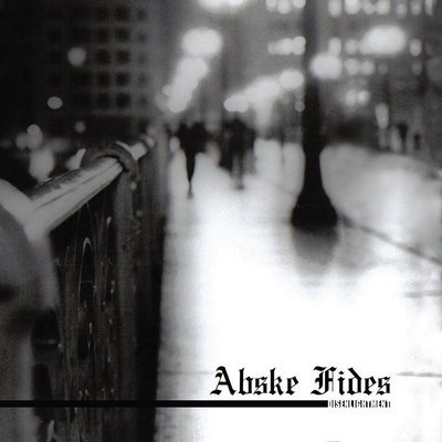Abske Fides - Disenlightment / Apart From The World (CD)
