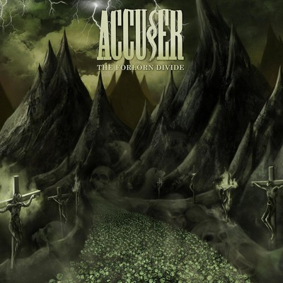Accuser - The Forlorn Divide (CD)