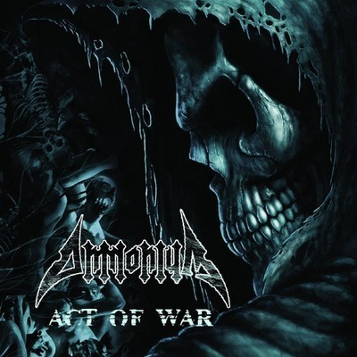 Ammonium - Act of War (CD)
