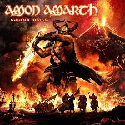 Amon Amarth - Surtur Rising (CD)