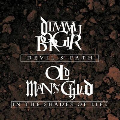 Dimmu Borgir / Old Man's Child - SplitCD - Sons Of Satan Gather For Attack (CD)