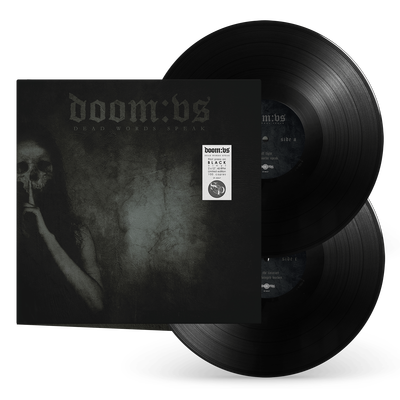 Doom:VS - Dead Words Speak (2x12'' LP) Gatefold
