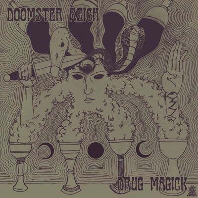 Doomster Reich - Drug Magick (CD)