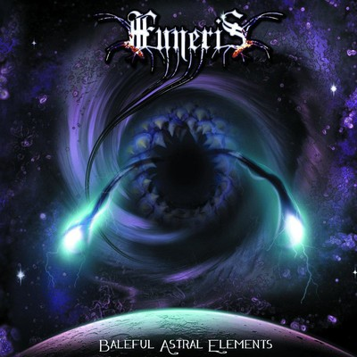 Funeris - Baleful Astral Elements (CD)