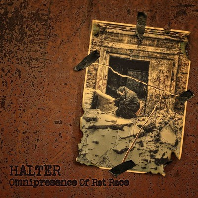 Halter - Omnipresence Of Rat Race (Pro CD-R)
