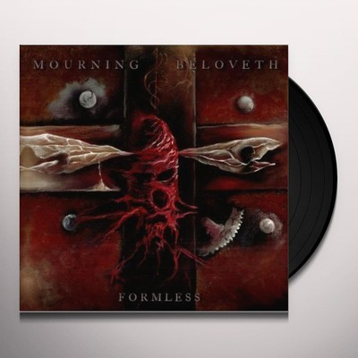 Mourning Beloveth - Formless (2x12'' LP+CD) Gatefold