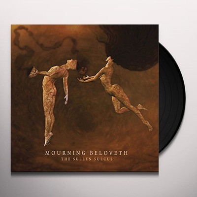 Mourning Beloveth - The Sullen Sulcus (2x12'' LP) Gatefold