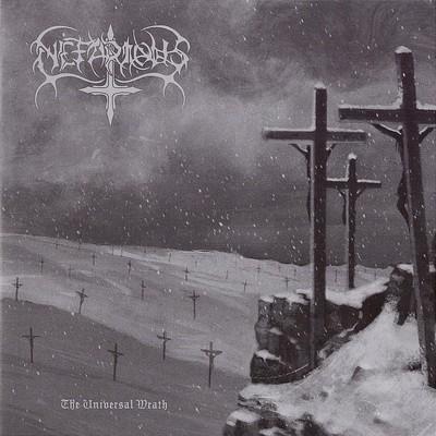 Nefarious - The Universal Wrath (CD)