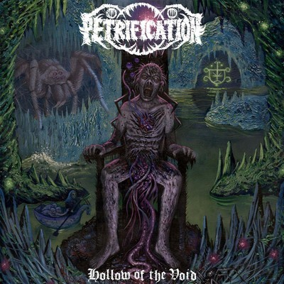 Petrification - Hollow Of The Void (CD)