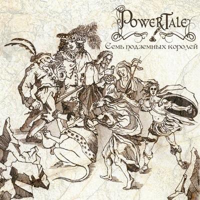 Power Tale - Семь подземных королей (CD)