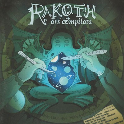Rakoth - Ars Compilata (CD)