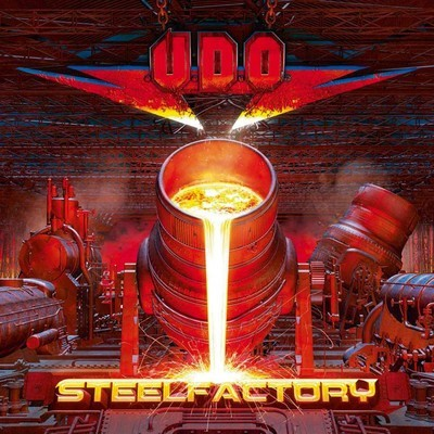 U.D.O. - Steelfactory (CD)