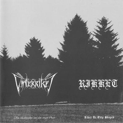 Vinterriket / Rikket - SplitCD (Pro CD-R)
