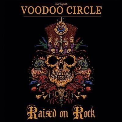 Voodoo Circle - Raised On Rock (CD)