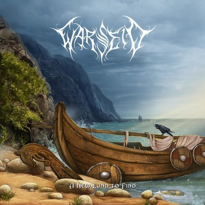 Warseid -  A New Land To Find (CD)