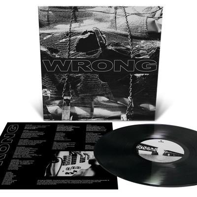 Wrong - Wrong (12'' LP) Cardboard Sleeve