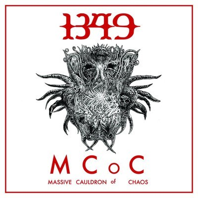 1349 - Massive Cauldron Of Chaos (CD)