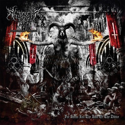 Alastor Sanguinary Embryo - For Satan And The Ruin Of The Divine (CD)