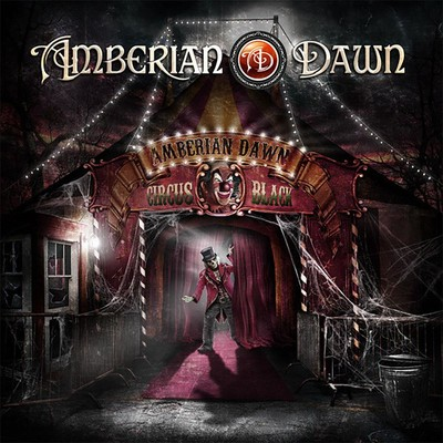 Amberian Dawn - Circus Black (CD)