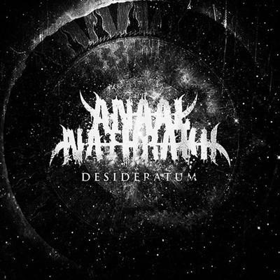 Anaal Nathrakh - Desideratum (CD)