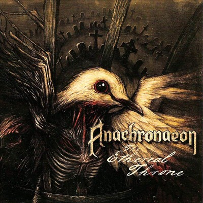 Anachronaeon - The Ethereal Throne (CD)