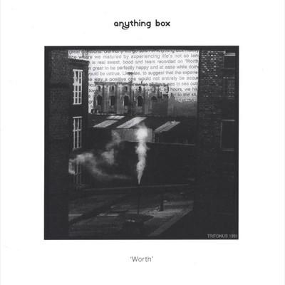 Anything Box - Worth (CD) Digipak