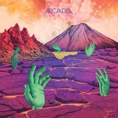 Arcadea - Arcadea (CD)