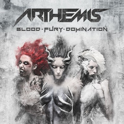 Arthemis - Blood-Fury-Domination (CD)