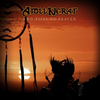 Atoll Nerat - Two Pipes To Heaven (CD)