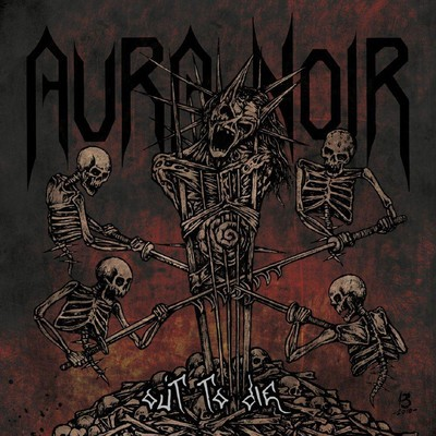 Aura Noir - Out To Die (CD)