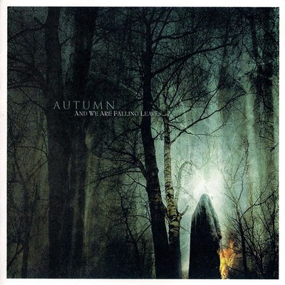 Autumn - And We Are Falling Leaves... (CD)