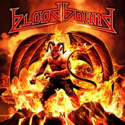 Bloodbound - Stormborn (CD)