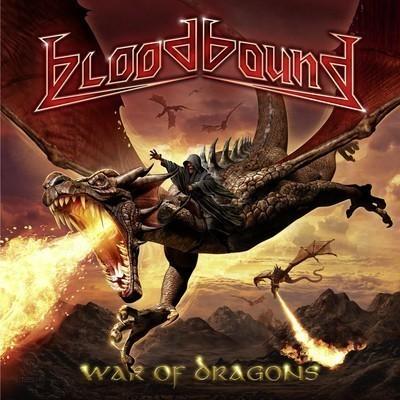 Bloodbound - War Of Dragons (CD)