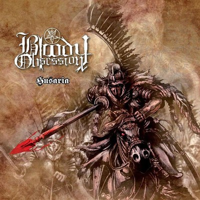 Bloody Obsession - Husaria (CD)