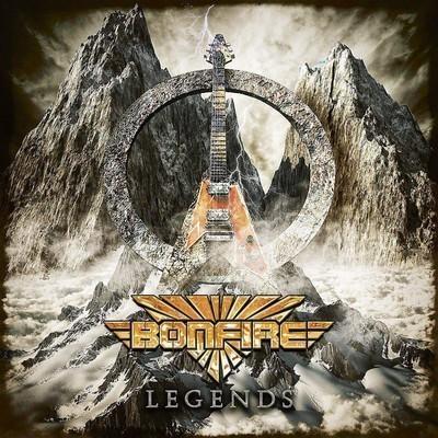 Bonfire - Legends (2xCD)